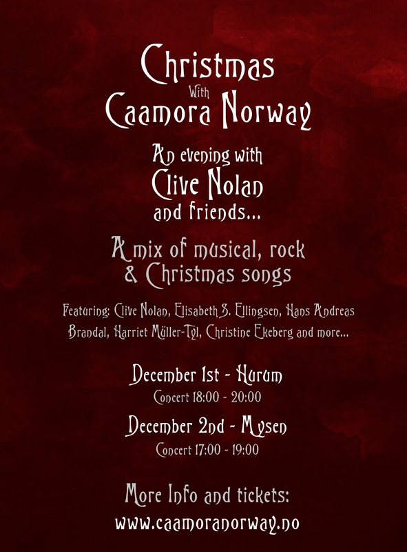 Christmas with Caamora Norway